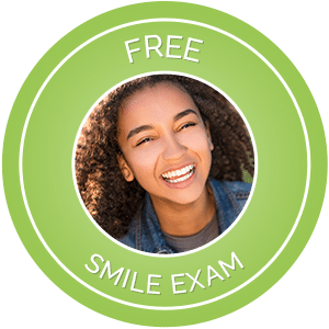 Free Smile Exam Horizontal Hover Sorensen Orthodontics in Seattle, WA